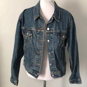 Vintage Levi's Denim Jacket - Large